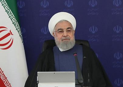 روحانی: امسال با 2 ویروس کرونا و تحریم سال سختی است