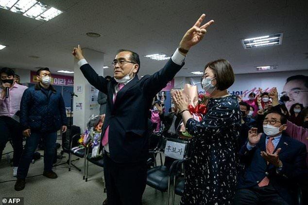 پیروزی دیپلمات فراری کرهشمالی در انتخابات پارلمان کرهجنوبی