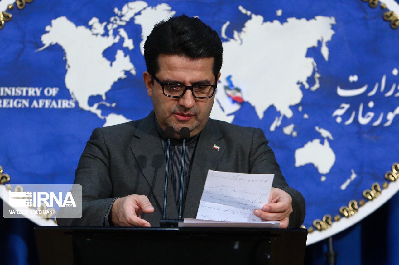 وزارت خارجه: در حال رایزنی برای انجام ۳ پرواز از ایتالیا به ایران هستیم