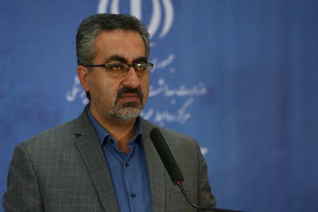 وزارت بهداشت: کرونا جان ۸۹ نفر دیگر را در ایران گرفت