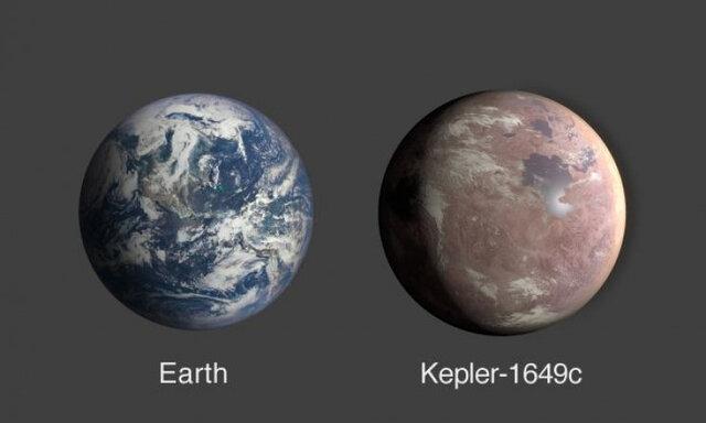زمین احتمالی بعدی کشف شد
