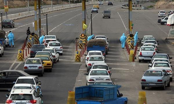 تمام ورودیهای شهر یزد مسدود شد