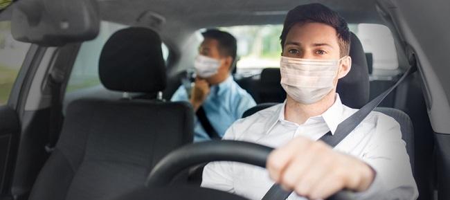 استفاده از ماسک برای رانندگان اسنپ الزامی شد