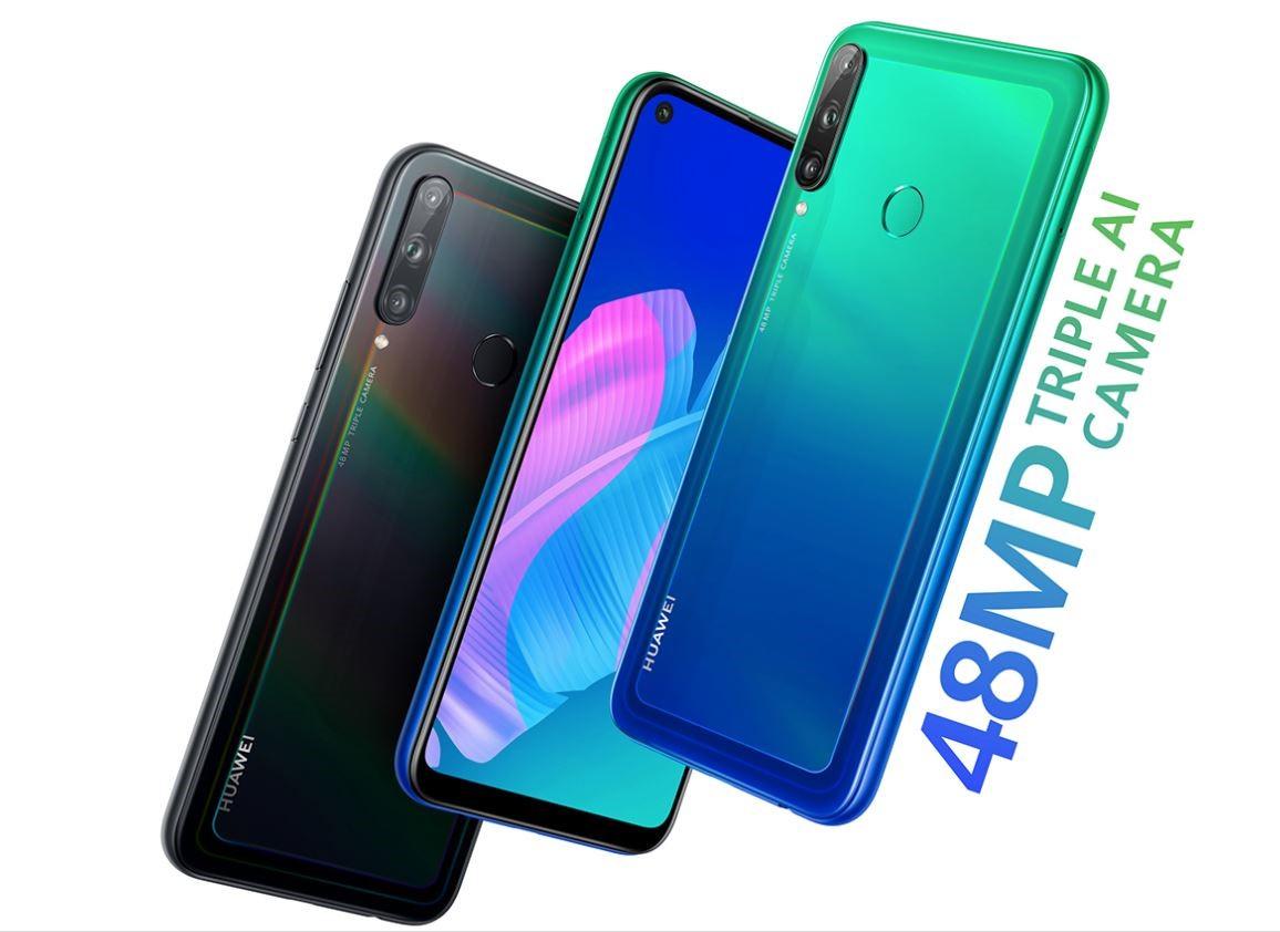 گوشی Huawei Y7p میان ردهای با دوربین سهگانه در راه ایران