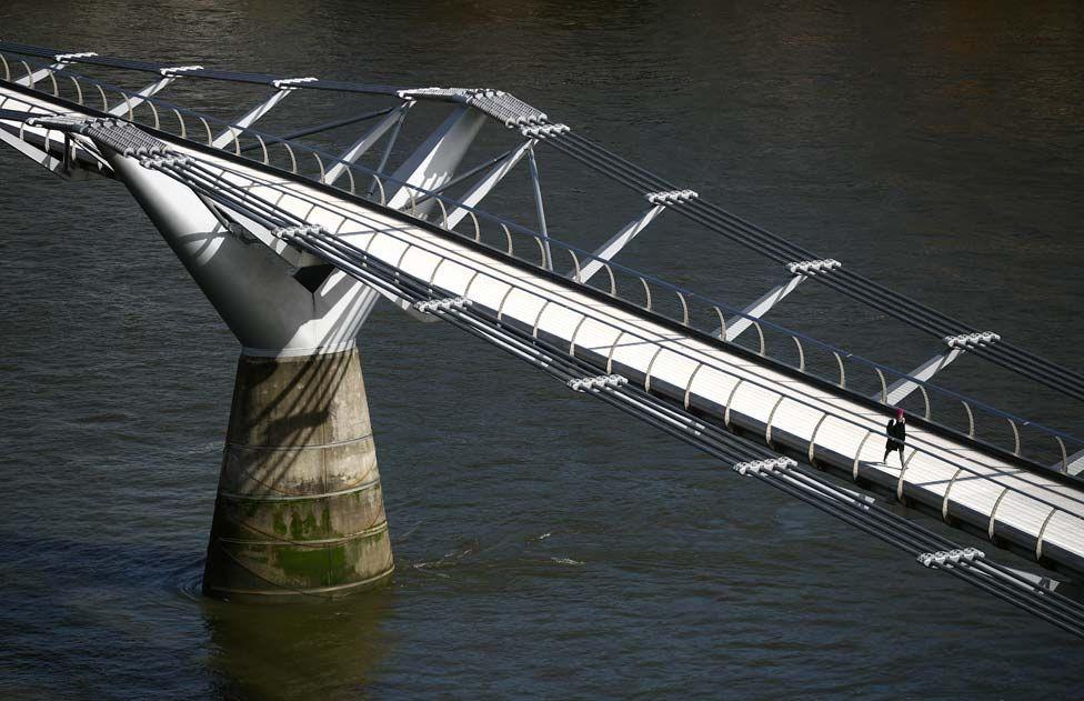 پل میلینیوم لندن