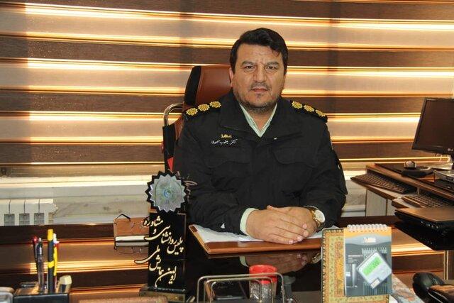 سرهنگ یعقوب منصوری