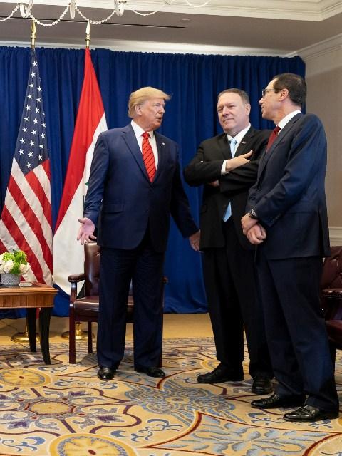فشار رفع تحریم ایران به دولت ترامپ در داخل آمریکا