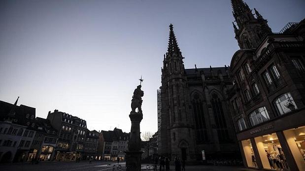 یک کلیسای مسیحیان انجیلی احتمالا عامل شیوع کرونا در فرانسه بوده است