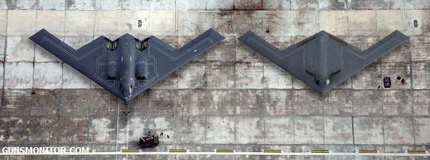 B-21 رِیدر؛ پروژه ای برای جایگزینی بمب افکن مثلثی آمریکا! (+تصاویر)