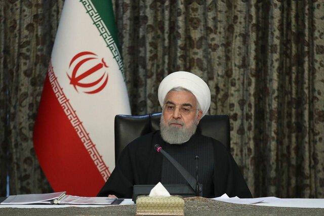 روحانی: مقررات سختگیرانهتری از امروز در حال انجام است