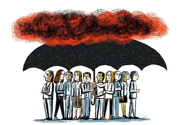 بحران کرونا؛ بازگشت بشر به وضع طبیعی