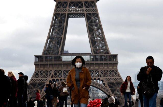 کاهش بیکاری در فرانسه