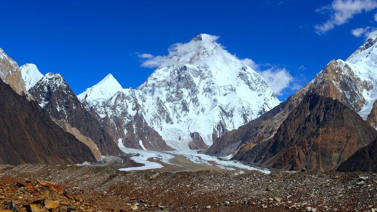 قله K2