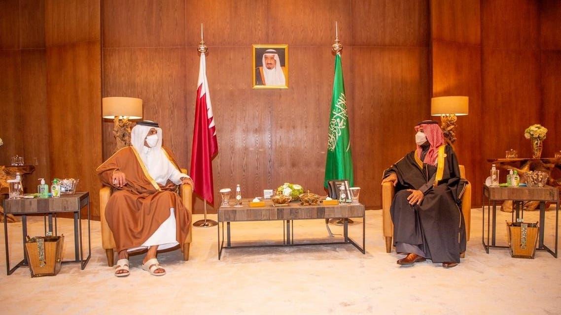 اعلام پایان اختلافات عربستان سعودی و قطر بعد از 3 سال