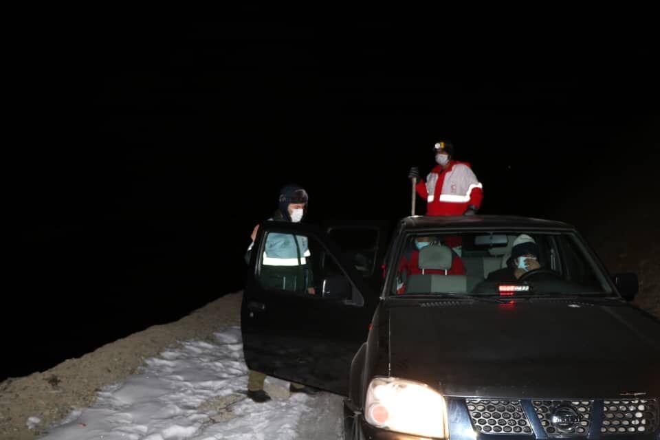 گم شدن ۵ کوهنورد در دماوند