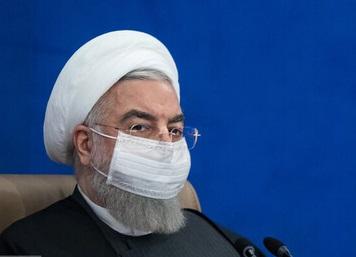 روحانی: اگر آمريکا توبه کند ما توبهاش را میپذيريم