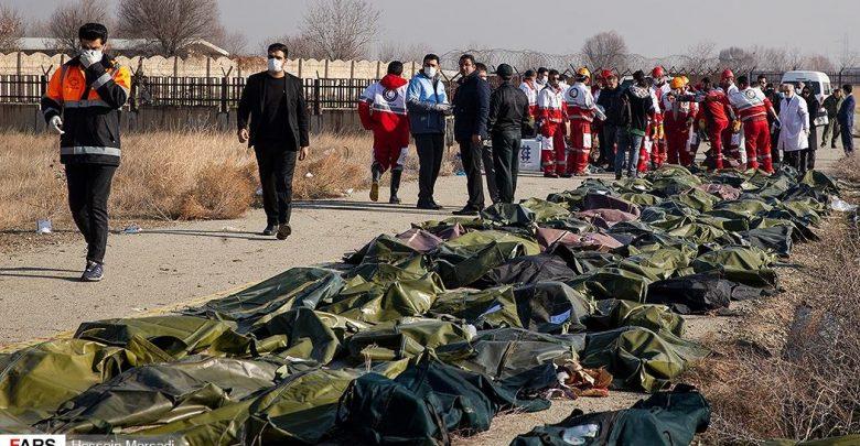 کشتهشدگان هواپیمای اوکراینی