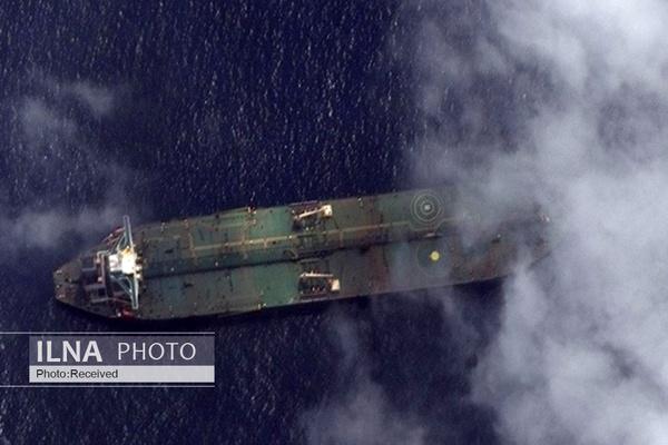 عبور یک نفتکش ایرانی از کانال سوئز