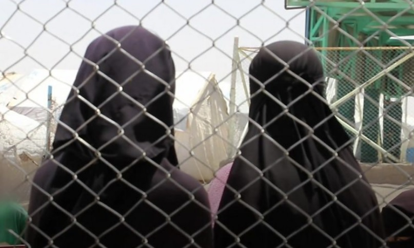 وضعیت خانوادههای داعش در کمپ سوریه/ تلاش آلبانی برای خروج کودکان