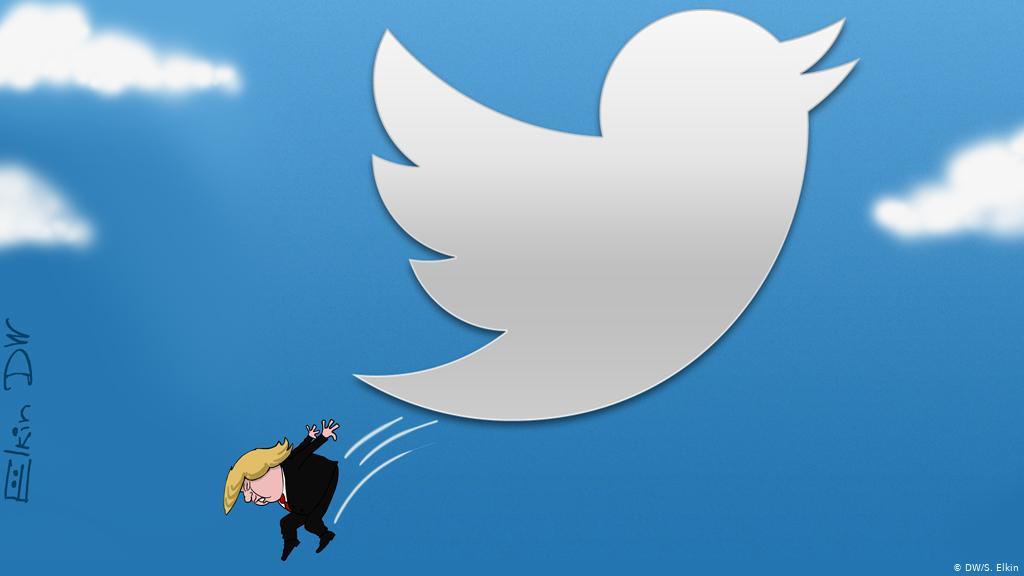 پایان حکومت توئیتری ترامپ