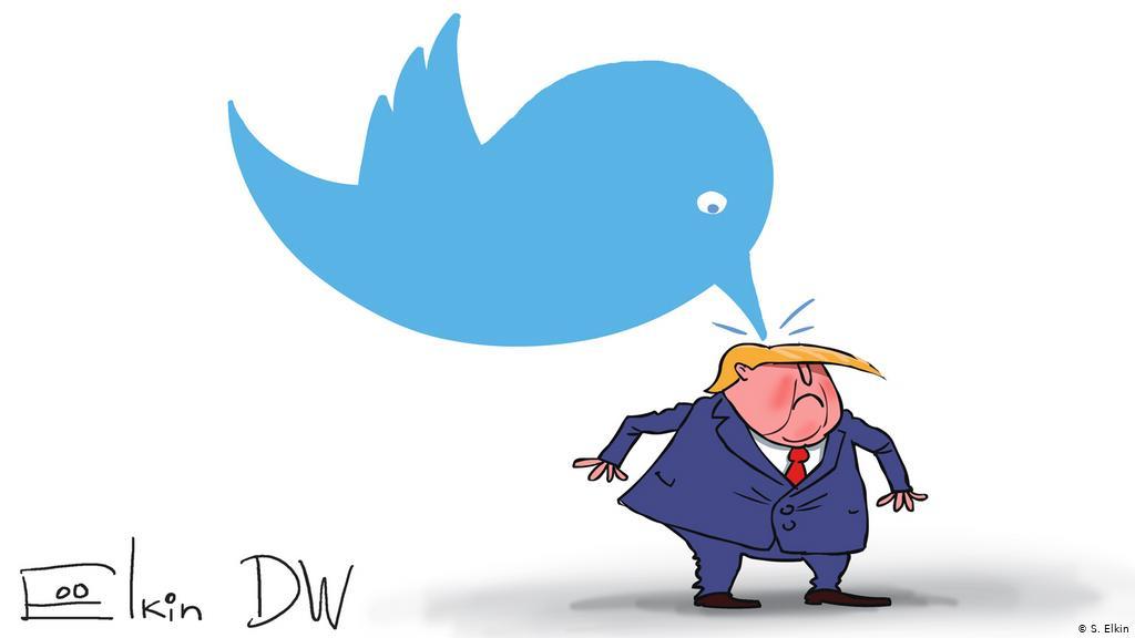 پایان حکومت توئیتری
