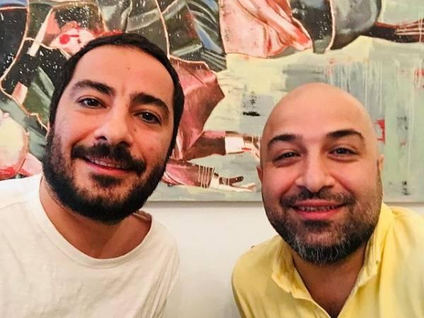 برادر نوید محمدزاده در قورباغه  (+عکس)