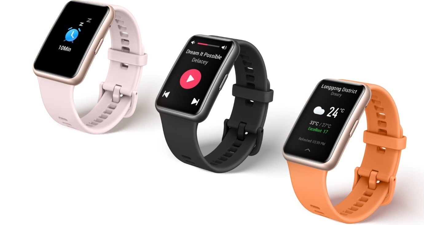 Watch Fit ساعت هوشمندی برای جوانی و سلامت