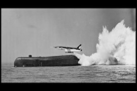 آمریکا و تلاش هایی برای تولید زیردریایی هواپیمابر(+عکس)