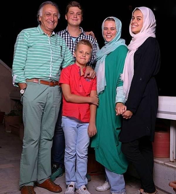 بازیگران ایرانی که همسر خارجی دارند (+عکس)