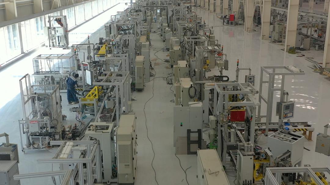 راه اندازی کارخانه ساخت موتورهای خودرو 3 و 4 سیلندر کم مصرف با قدرت 155 اسب بخار