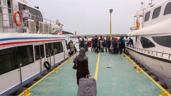 ورود بیش از ۴۰ هزار نفر به هرمزگان/ احتمال وقوع موج جدید کرونا