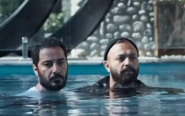 سحر دولتشاهی در سریال قورباغه