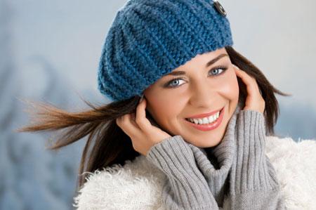 باید ها و نبایدهای آرایشی در زمستان