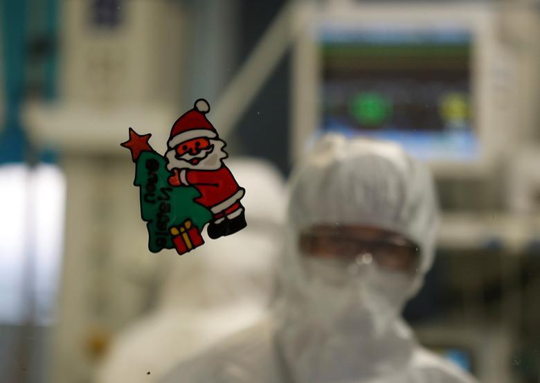 کریسمس بیمارستان رم ایتالیا
