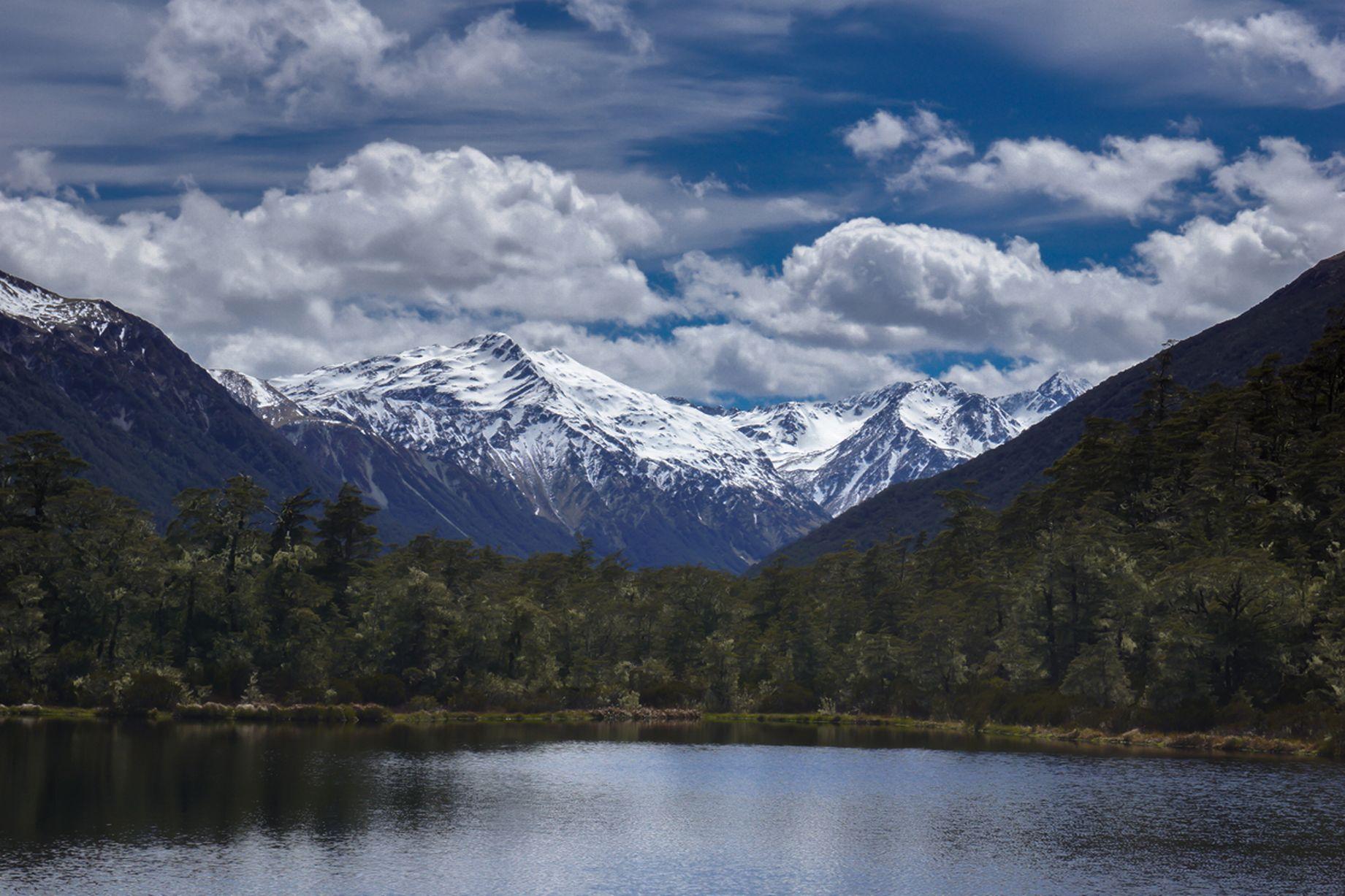آبگرم Hanmer، نیوزیلند