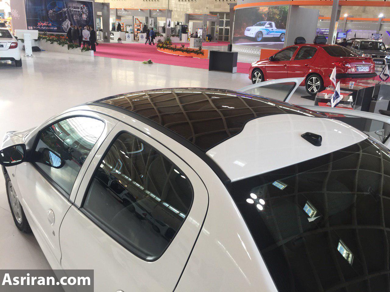 ایران خودرو:خودروهای