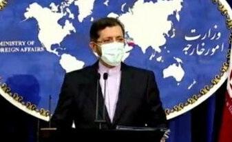 سخنگوی وزارت خارجه: با آمریکا گفتوگو نمیکنیم/ ورودی به تایید واکسن نداشته و نداریم/ راه گفتوگو با عربستان باز است