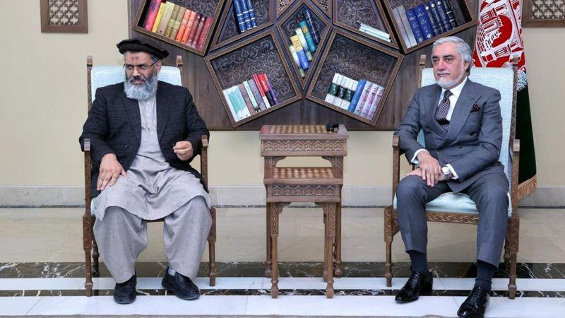 عبدالله عبدالله و عاکف