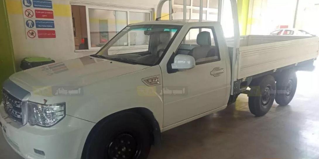 خودروی ۶ چرخ سایپا در حال تست فنی در خیابان (+عکس و مشخصات خودرو)
