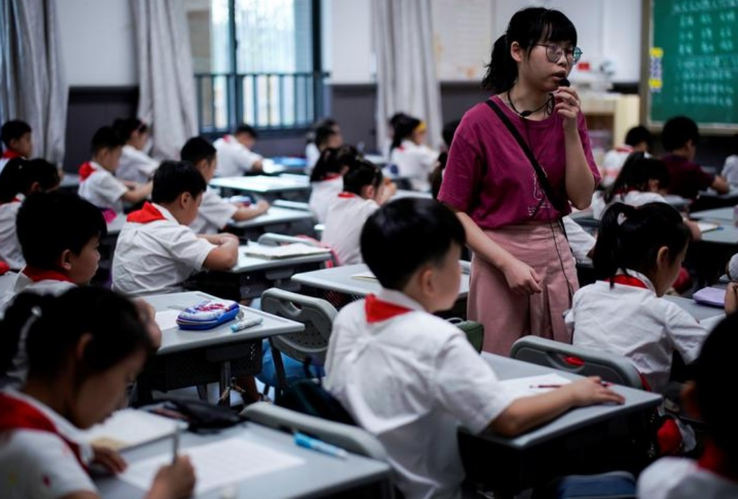 طرح جدید چین: افزایش کلاس های فیزیکی برای مردانهکردن جامعه