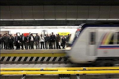 خدمات رایگان مترو تهران در روز 22 بهمن