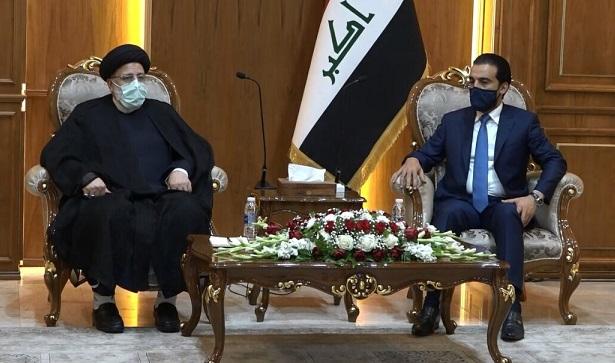 دیدار رییس قوه قضائیه با رییس مجلس عراق