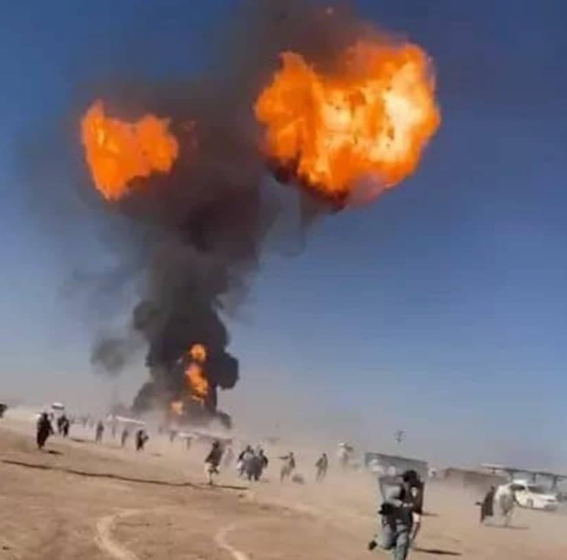 انفجار در مرز ایران و افغانستان/ تجار تا اطلاع ثانوی از ارسال محموله صادراتی ممانعت کنند