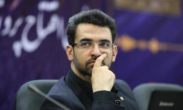 آذری جهرمی: اینترنت ملی، جعلی است/ اتهام بنده عدم اجرای دستور انسداد اینستاگرام بود