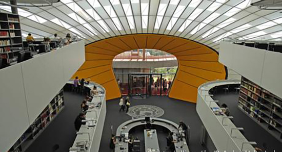 کتابخانه دانشگاه لایپزیک