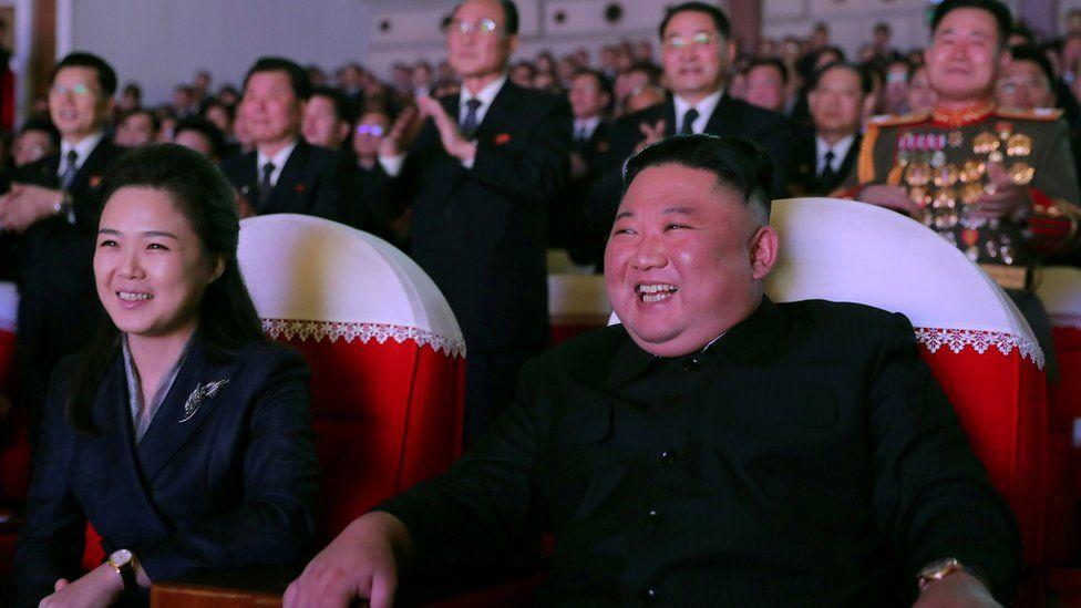 بازگشت همسر رهبر کره شمالی در مجامع عمومی/
