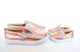 ست کفش مادر دختری (عکس)