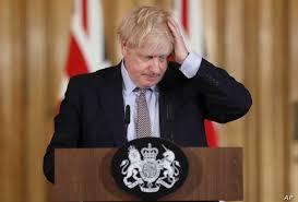 نخست وزیر انگلیس: کرونای انگلیسی مرگبارتر است