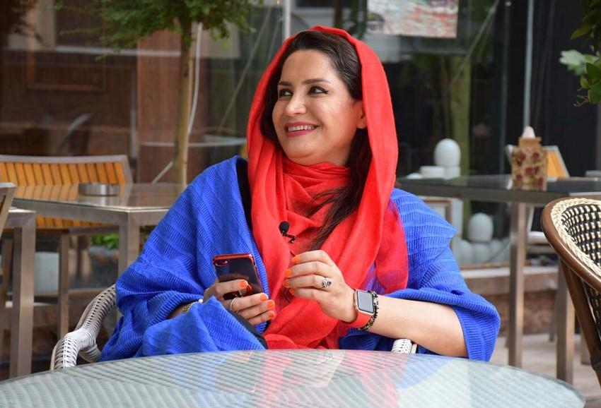 مصیح جعفر زاده این روز ها مادر موفقت ایران است
