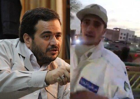 ضد و نقیض گویی های عنابستانی: پیاده نشدم، پیاده شدم!